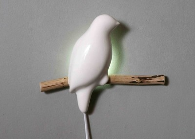 "Wall lamp ""Bird"""