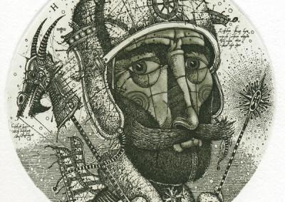 """Олег Денисенко """"Зима"""""""
