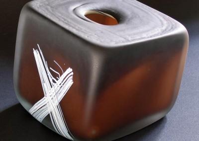Ваза №4. серія cube X. Денис Струк