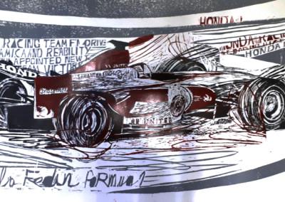 """Наталя Федунь """"Honda racing"""""""