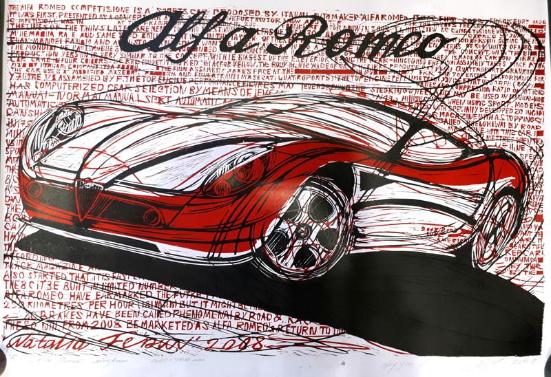"Наталя Федунь ""Alfa Romeo"""