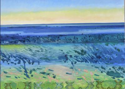 Олеся Казнох. Кромка моря.