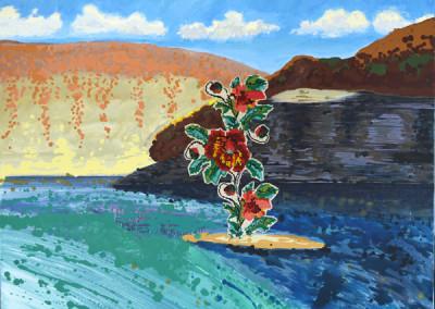 Квітка Каньйону. Олеся Казнох