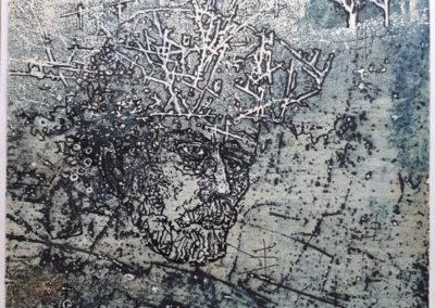 """Ihor Bodnar """"Forest king"""". 2000"""