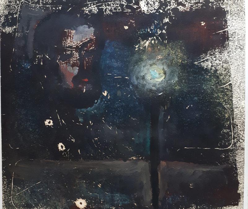 """Ігор Боднар. """"Самотність"""". 1983"""