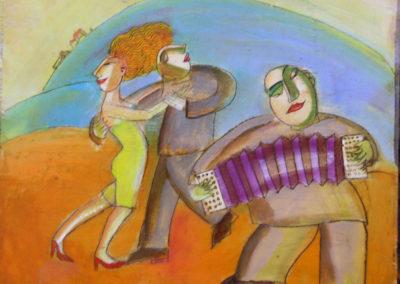 "(English) Roman Zuzuk ""Tango"""
