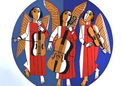 Bogdan Soroka ANGELS AND MUSIC #3