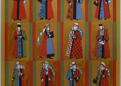 "Bohdan Soroka ""Cossack`s ladies"" 2006"