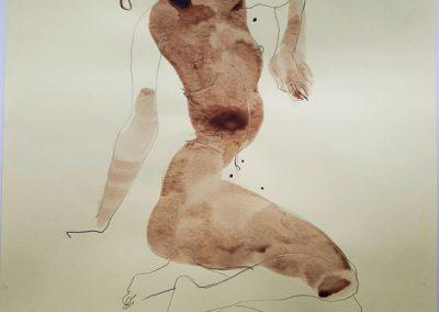 Serhiy Reznichenko. Sketch. 1
