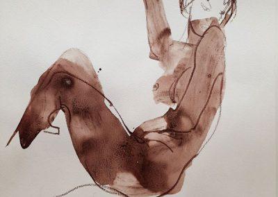Serhiy Reznichenko. Sketch. 3