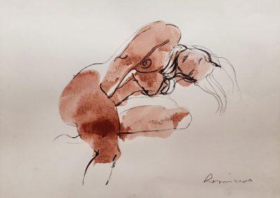 Serhiy Reznichenko. Sketch. 5