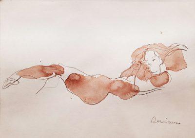 Serhiy Reznichenko. Sketch. 4