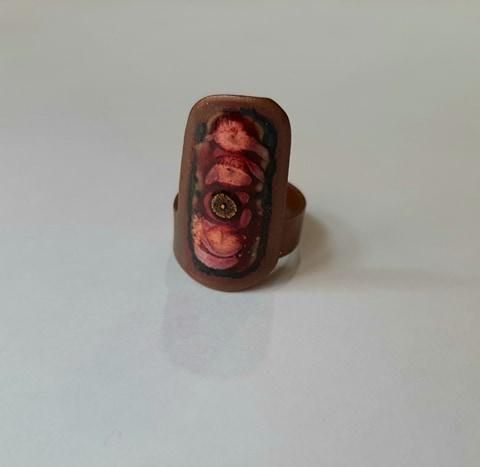 Ring №13. Koziy enamels