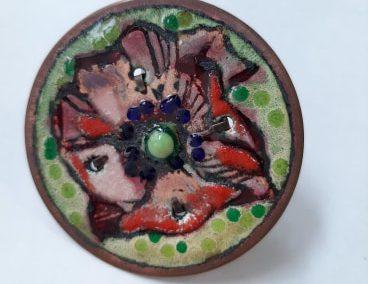 Ring №6. Koziy enamels
