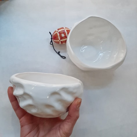 Bowl. Pylnyk art ceramic