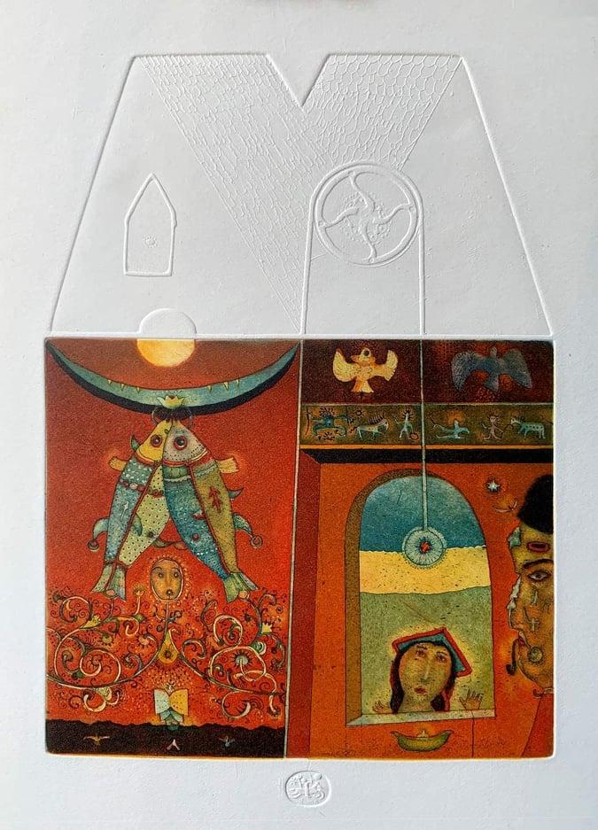 Roman Romanyshyn. Pendulum