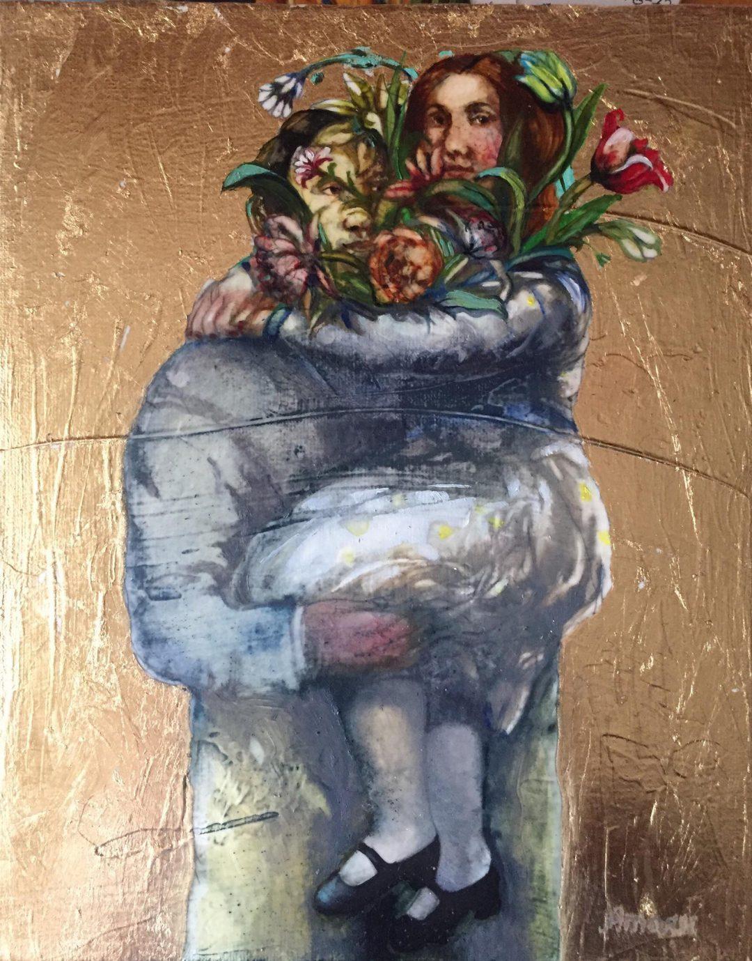 "Anna Atoyan ""Bouquet"""