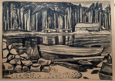 "Zenoviy Flinta ""Calm"" 1965"