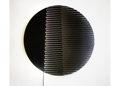 "Wall lamp ""Moon"""