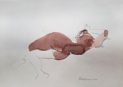 Serhiy Reznichenko. Sketch. 8