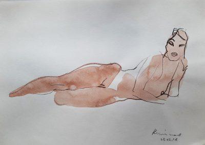 Serhiy Reznichenko. Sketch.10