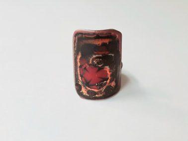 Ring №16. Koziy enamels