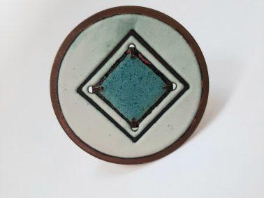 Ring №14. Koziy enamels