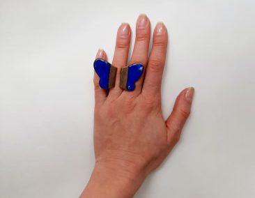 Ring №18. Koziy enamels