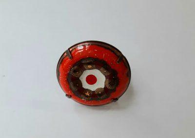 Ring №7. Koziy enamels