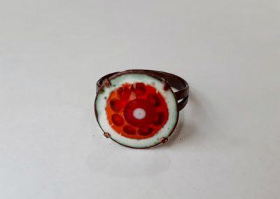 Ring №19. Koziy enamels
