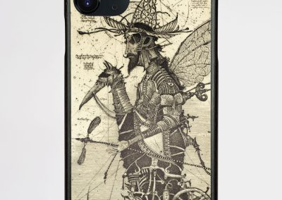 Amazing artistic outfit for iPhone 11 Pro