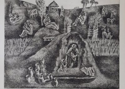 Ivan Ostafiychuk. Potter. 1978