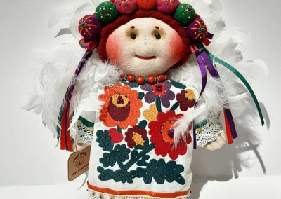 Angel. Magodza doll. Handmade by Inna Ivasyuk