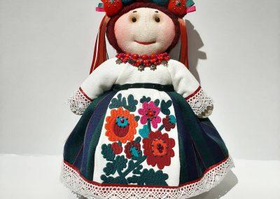 Magodza doll. Handmade by Inna Ivasyuk