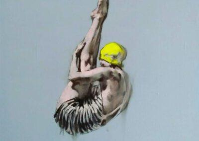 Diving (занурення). Олександр Войтович.