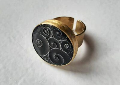 Ring (3) by Maya Kotelnytska
